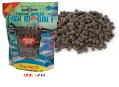 Neptune Tackle Fish Magnet Nuts Catch Scents & Stimulants