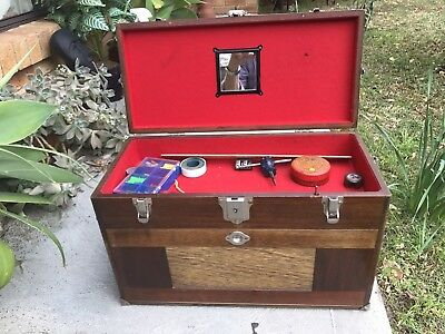 Collectable Vintage Tool Box