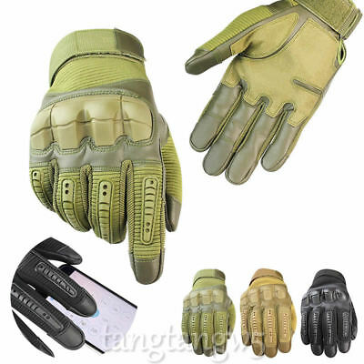 Waterproof Motorcycle Rider Protective Gloves Touch Screen Winter Warm Windproof