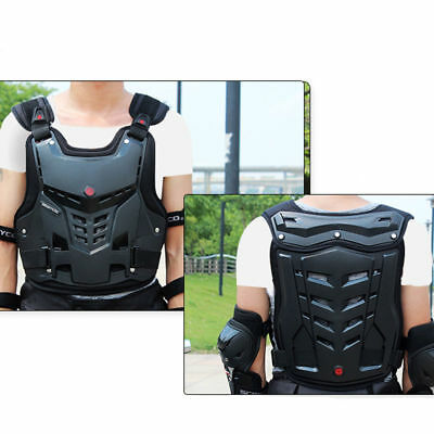 4  SCOYCO Professional Motorcycle Riding Armor Protector Vest Motocross Off-Road