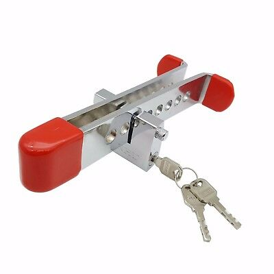 Clutch Peddle Brake Security Lock Secure Car Van Anti-theft Padlock