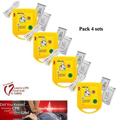 Mini AED Trainer Pack 4 sets