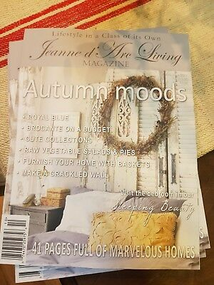 Jeanne d'Arc Living Magazine UK/English Edition -  2017 - Issue 10 - OCTOBER