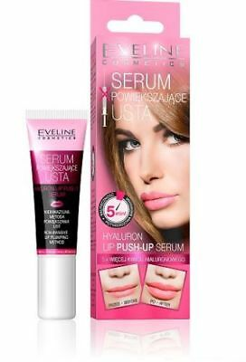 EVELINE COSMETICS HYALURON LIP PUSH-UP SERUM 5minutes effect