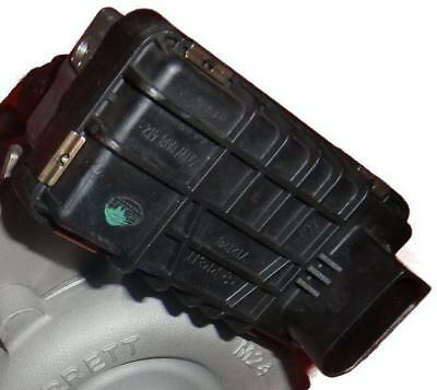 Mercedes Turbo Actuator 3.0 Electronic 6NW-008-412 6NW-009-420 712120 765155