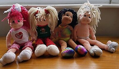 TY BEANIE BABY KIDS PLUSH COLLECTABLES x 4