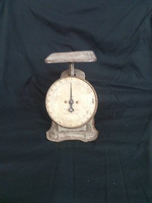Antique/Vintage, Universal, 24 pound, Family scale