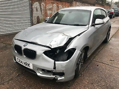2014 BMW 1 Series 2.0 120d Sport Hatch (start/stop) DAMAGE SALVAGE REPARIABLE