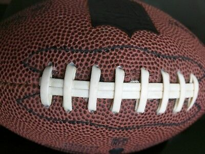 Official Wilson Sports NFL Mini Game Ball 'The Duke' American Football