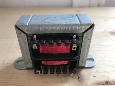 DAVENSET TRANSFORMER 12v 500 M/a 5A RADIO ETC NEW OLD STOCK - T70