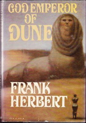 GOD EMPEROR OF DUNE By Herbert Frank - Hardcover **BRAND NEW**