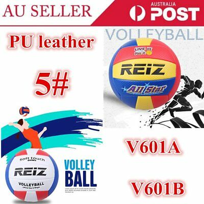 Soft Touch PU Leather 5# Volleyball Ball Training Competition Volleyball Ball 1