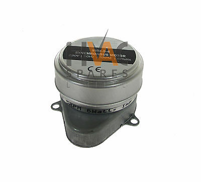 Twin Pack (2off) Replacement for Heating Valve Motor 230v Synchron Honeywell