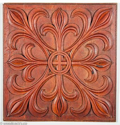 1800s Gothic Revival Panel from Cher's Renaissance Malibu Residence.