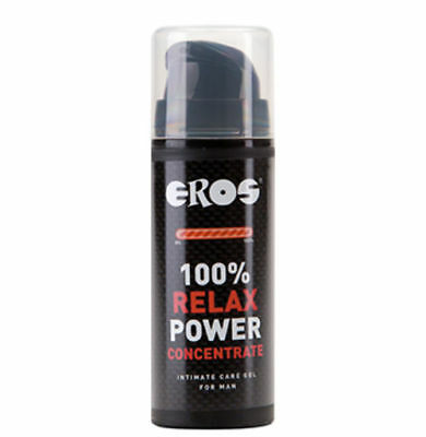 Eros Relax 100% Power concentrate man 30ml - Envio Domicilio