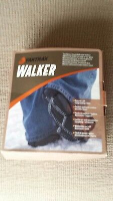 Yaktrak Walker - for better traction on snow and ice, size Small