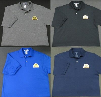 Utah Highway Patrol Patch Polo Shirt - MED to 3XL - 4 Colors - NEW