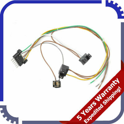 Headlight Wiring Harness Kit For 2000 2003 Mercedes S430 d124r headlight wiring harness repair kit right mercedes w220 s430