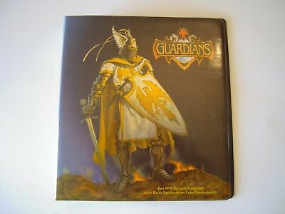 Guardians Trading Cards Binder Grande  Capacite  Tbe 95/96