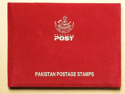 Pakistan Post Pakistan Postage Stamps (71) In Official Album
