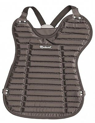 Markwort League Model Adult Chest Protector (Black). Shipping is Free