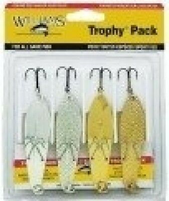 Williams J60 5/240ml Ice Jig Classics 4 Pack Kit - 4-J60CL. Delivery is Free