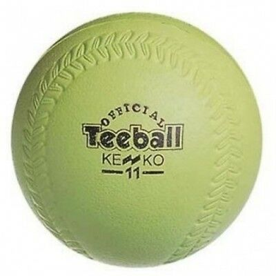27.9cm Soft Tee Balls from Kenko - 1 Dozen. Delivery is Free