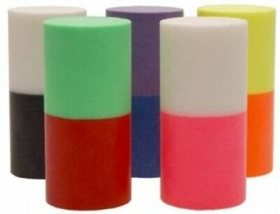 Turbo Duo-Colour Urethane Thumb Solids Green/Red. Best Price