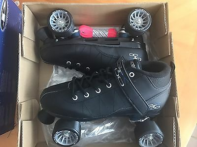 New Adult Pacer GTX-500 Roller Skates. Size 9/10