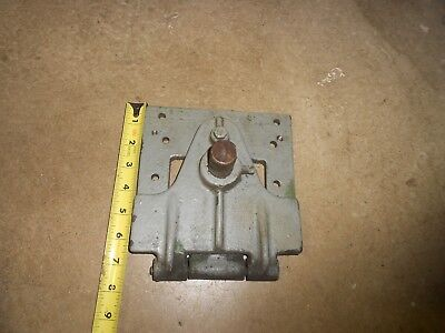 "Canedy Otto Royal 16"" Drill Press Motor Mount Bracket"
