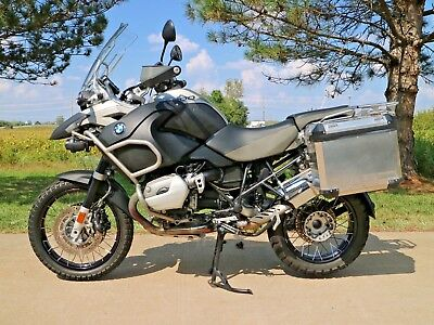 2008 BMW R-Series  2008 BMW R1200GS Adventure, ABS, ASC, ESA, TPMS, 26K Miles, Loaded, Great Deal