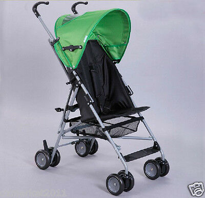 Green Security Collapsible Multi-Purpose Baby Carriage/Baby Stroller  !@&