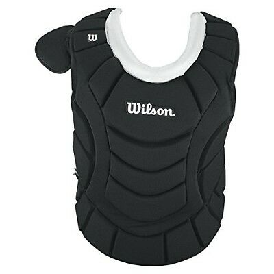 (Adult 42cm , Royal) - Wilson MaxMotion Catcher's Chest Protector. Huge Saving
