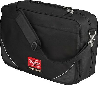 (Black) - Rawlings Coaches Bag. Delivery is Free