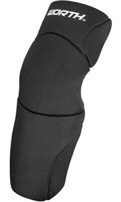 (L/XL) - Worth Women's Fastpitch Leg Guard. Huge Saving