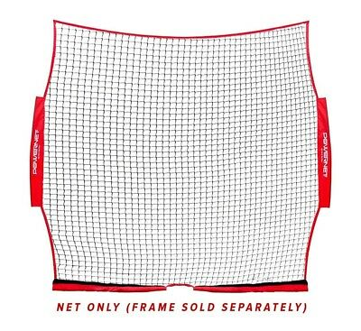 PowerNet 2.4m x 2.4m Barrier Protection Screen (NET ONLY). Brand New