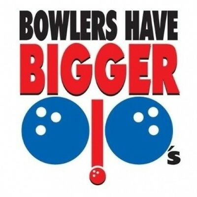 Bowler Have Bigger Balls Towel. Bowlerstore Products. Free Shipping