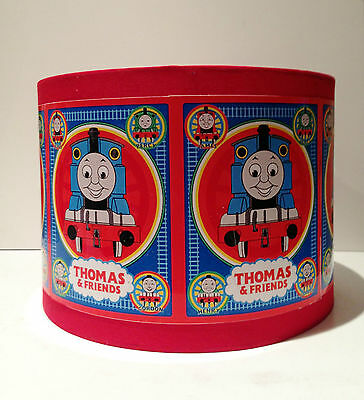 10 inch Thomas The Tank Engine ceiling lampshade for Nursery boys room