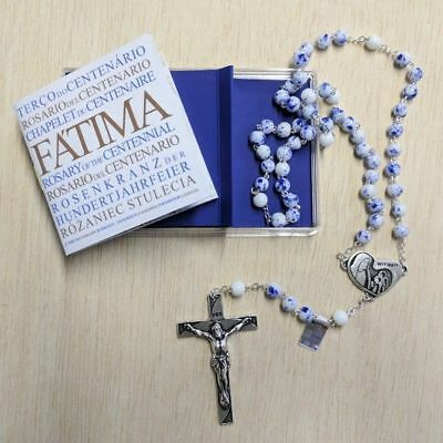 Commemorative Rosary Of The Centenary Of The Our Lady Of Fatima - First edition