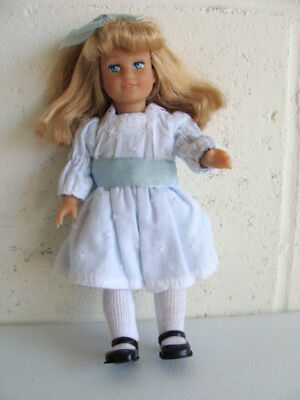 American Girl Mini Doll Nellie O'malley Fully Dressed In Original Outfit