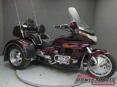 Honda GL1500 GOLDWING 1500 TRIKE, NO DEALER FEES  1989 Honda GL1500 GOLDWING
