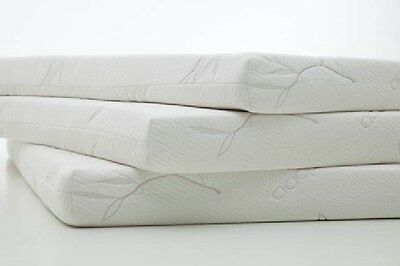 BEST SELLER Extra Thick Travel Cot Mattress  120 x 60 x 10 cm corovin