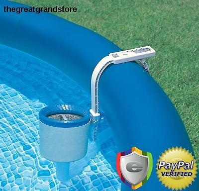 Pool Surface Skimmer Intex Deluxe Above Ground Easy Set Swimming Pools Only  New