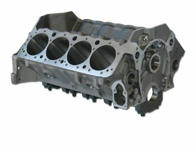 "Dart 31161211 Shp 9.025"" / 4.000"" / 350 Iron Small Engine Block For Chevy"