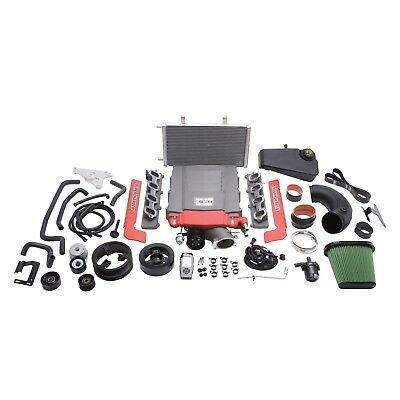 Edelbrock 1570 E-Force Street Legal Supercharger Kit Fits 14 Corvette