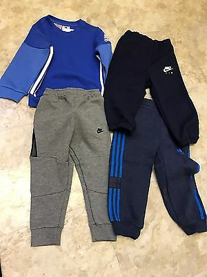 Nike Adidas Boys Bundle 18-24 Months Brand New