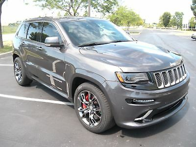 2015 Jeep Cherokee SRT 2015JEEP GRAND CHEROKEE SRT-8 LOADED 30K MILES FREE SHIPPING