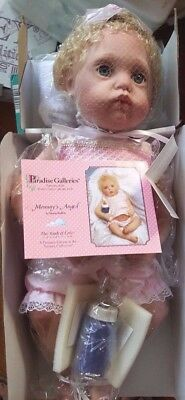 Paradise Galleries Treasury Collection Gentle Touch Doll Mommy's Angel