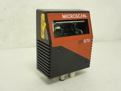 162422 New-No Box, Microscan QX-870 Raster Industrial Scanner. FOS-0870-000G