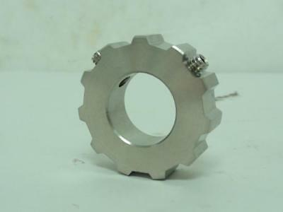 "162418 New-No Box, MFG- G47-2S8 Wire Conveyor Belt Sprocket SS, 1/2"" Pitch, 1"" I"